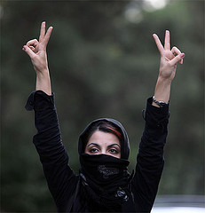 The Iranian people's struggle for freedom and democracy